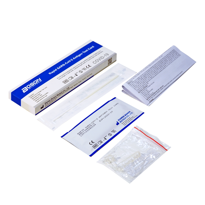 RAPID SARS-COV-2 ANTIGEN TEST - Szybki test na koronawirus - 1 test
