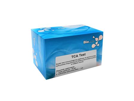 TCA Test, BioLine  - test płytkowy, czułość 1000 ng/ml